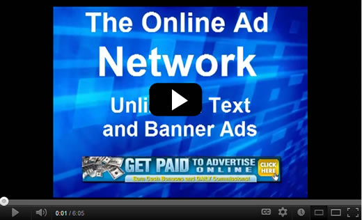 The Online Ad Network - Play Video